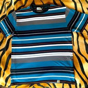 Carhartt cotton stripe shirt men's XL